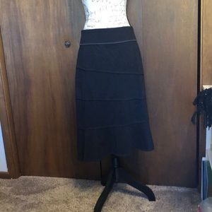 Black Athleta skirt